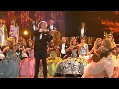Andre Rieu - Chiquitita 2013 Original by ABBA 1979.