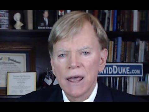 Former KKK Leader David Duke Running For Republican Senate Seat
