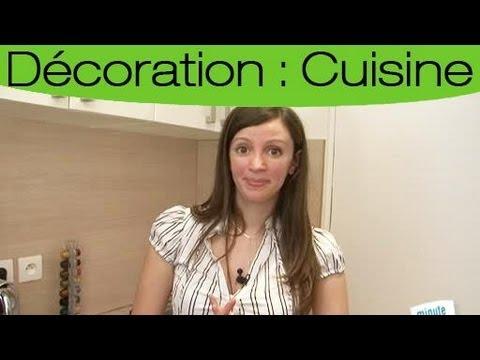 Am nagez et rendez moderne votre petite cuisine youtube - Comment decorer ma petite cuisine ...