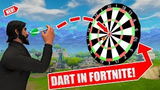 DART in FORTNITE spielen!
