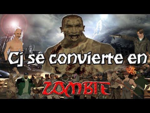 Loquendo GTA San Andreas Especial de Halloween 2014 Cj se convierte en Zombie