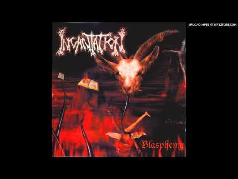 Incantation - A Once Holy Throne