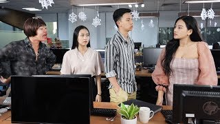 """The female secretary set up the channel """"Bà Ngọc vlog"""" following the trend and the ending"""