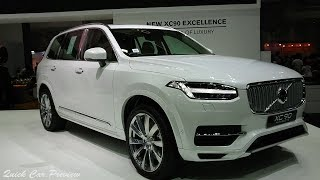 Quick Preview : 2019 Volvo XC90 Excellence T8 Plug-in Hybrid AWD