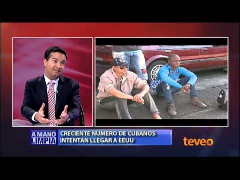 Carlos Curbelo habla sobre la Ley de Ajuste Cubano en A Mano Limpia Parte I