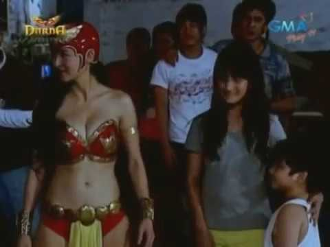 "Marian Rivera,Katrina Halili -  DARNA  ""final episode"" WAKAS"