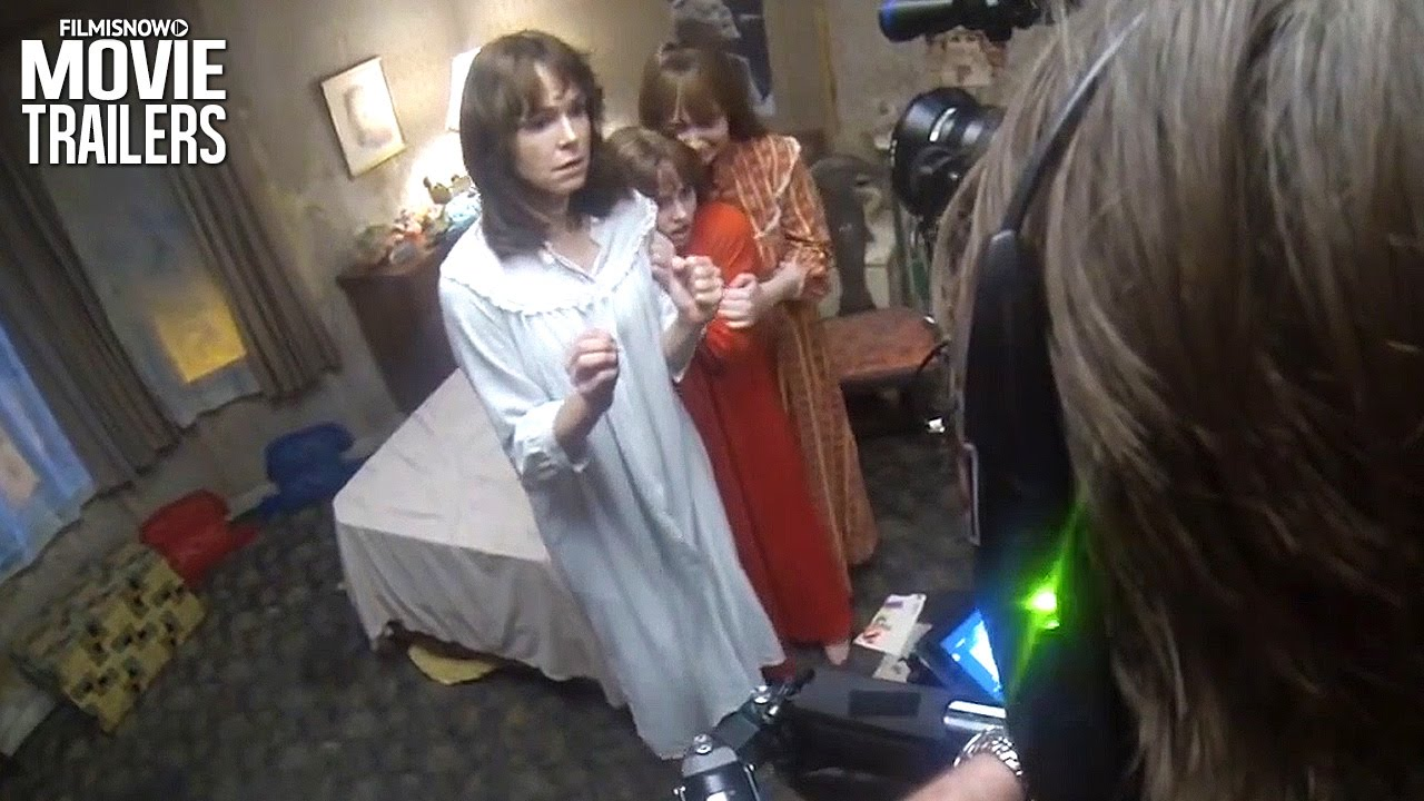 THE CONJURING 2 - Find out how it was made