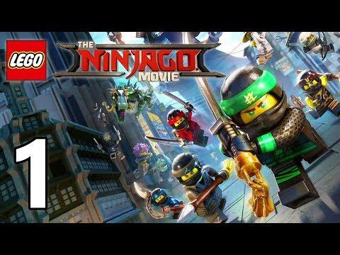 LEGO NINJAGO LE FILM - Le Jeu Vidéo FR #1 streaming vf