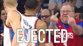 NBA Fan Ejections