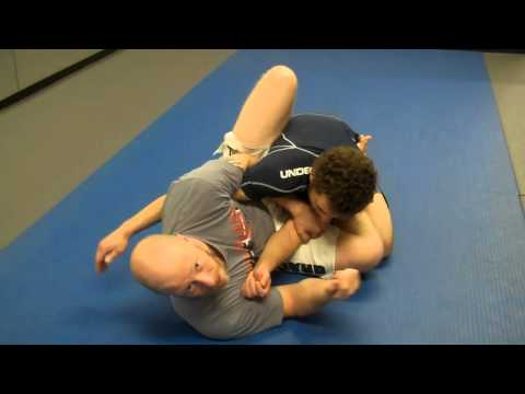 Submissions Inc: Guard -No GI Armbar option #3 plus sweep and armbar from mount Image 1