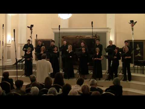Ravel - Trois Chansons -  Croatian Radio Television Choir
