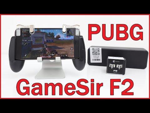 PUBG Controller Mobile - GameSir F2 Firestick - Best PUBG Controller ?