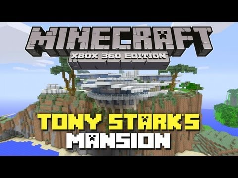 Minecraft xbox 360 edition lets build modern house auto for Modern house minecraft xbox 360 edition