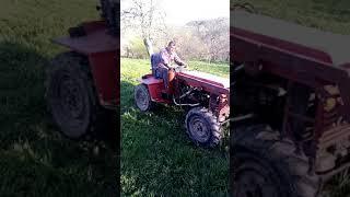 Tractorul din Matau