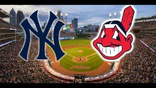 💥Game 92 STREAMING THE NEW YORK YANKEES vs THE CLEVELAND INDIANS  LIVE REACTION JULY 12, 2018