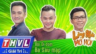 THVL | Làng hài mở hội - Tập 15: Bà Sáu mập -  Đội Dí dỏm