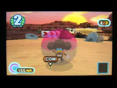 Classic Game Room - SUPER MONKEY BALL 3D for 3DS review