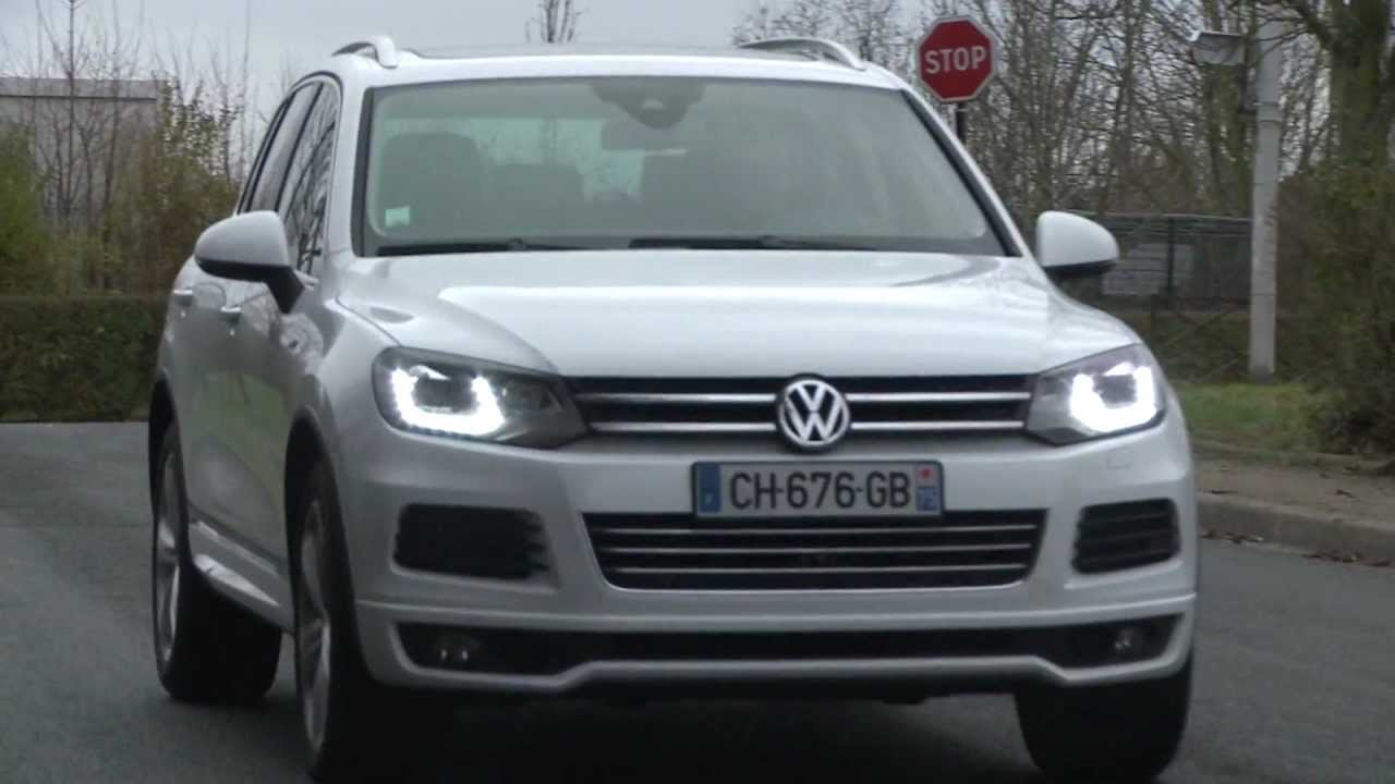 essai volswagen touareg r line edition v6 3l tdi 245ch 4motion youtube. Black Bedroom Furniture Sets. Home Design Ideas