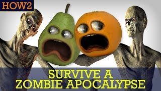 HOW2: How to Survive the Zombie Apocalypse!