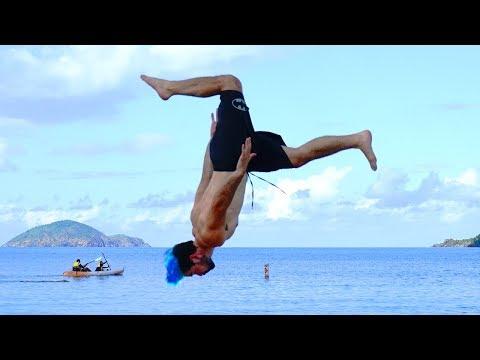 Insane Parkour Cruise   Freerunning Compilation 2017