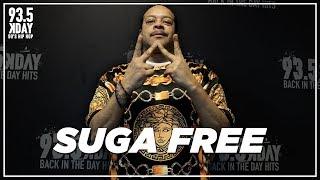 Suga Free On New Album 'The Resurrection', Retiring From Pimpin', & New Music W/ Dj Quik