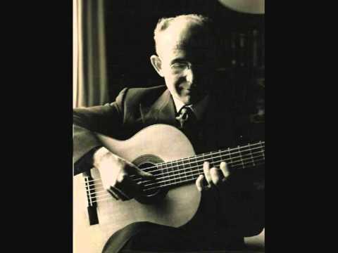Miguel Llobet - Canço del Lladre