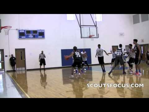 Team 10 #75 John David Ramsey, Willow Bend Academy  TX  2014 , 6'0  165 - 10/19/2012
