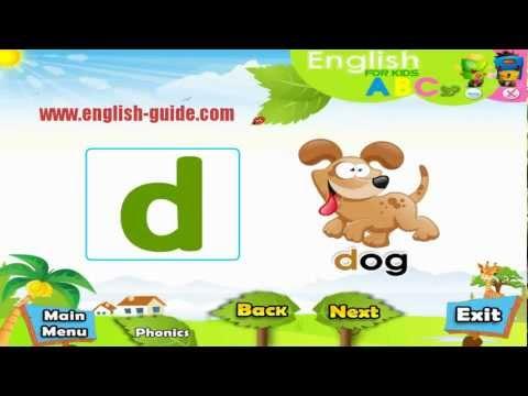 Phonics تعليم الاطفال الانجليزية - النطق السليم