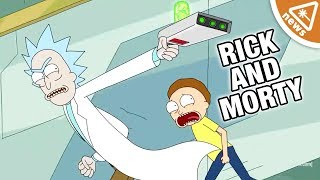 Will Morty Die in the Rick and Morty Season Finale? (Nerdist News w/ Jessica Chobot)
