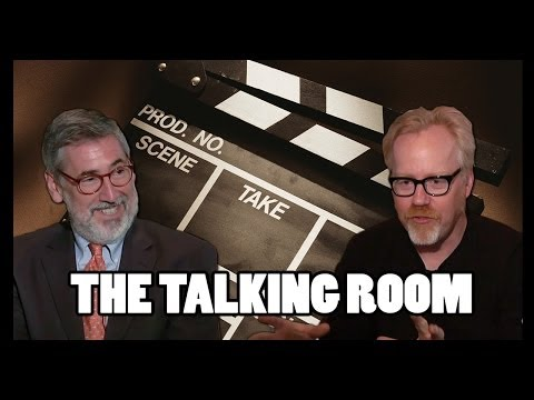 Director John Landis Talks with Adam Savage
