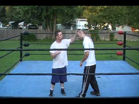 Punches - How to do Pro Wrestling Punches & Strikes Image 1