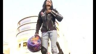 Watch youngest female Biker Stunts in Pune