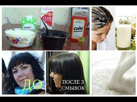 Народные рецепты по уходу за волосами и при выпадении волос