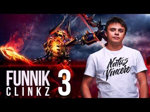 Na`Vi Funn1k - Clinkz vol.3