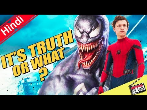 Really Tom Holland Is In Venom Movie ? [Explained In Hindi] thumbnail