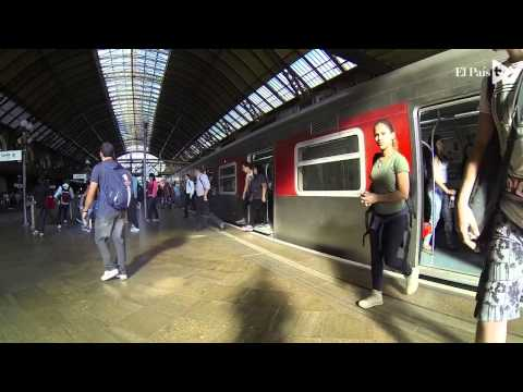 Un paseo por el metro de Sao Paulo