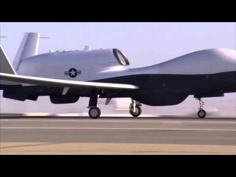 Navy Triton MQ-4C Unmanned Aircraft System (UAS) Completes First Flight