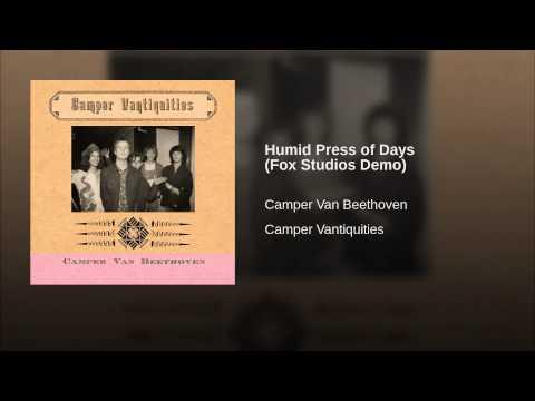 Camper Van Beethoven - The Humid Press of Days