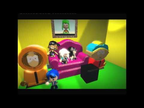 LBP- Cartman singing lol!
