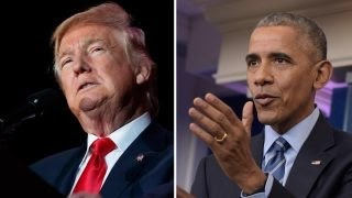 Obama, Trump make it difficult for one another to transition