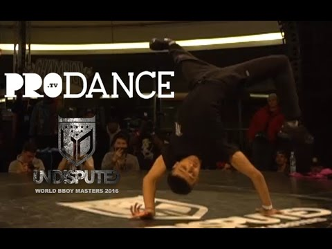 thesis vs sunni | pre rounds | undisputed world bboy
