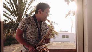 Major Lazer - Cold Water (Saxophone Cover) by Samuel Solis