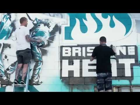 Brisbane Heat - TVC