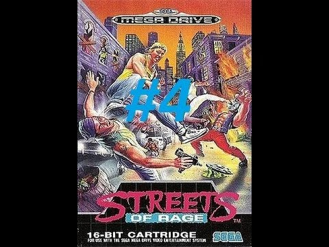 Streets of Rage (Bare Knuckle 1) #4 Девочки по одной