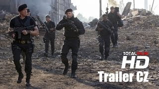 Postradatelní 3 / Expendables 3 (2014) CZ HD trailer