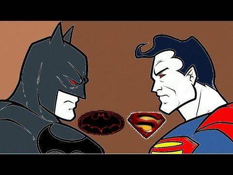 Batman Vs Superman || Attitude || Batman Beats Superman