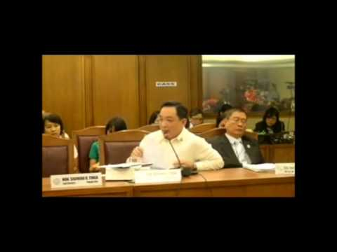 RE: ANTI INSURGENCY, ACT TEACHERS Partylist Congressman speaks with Br. Armin Luistro
