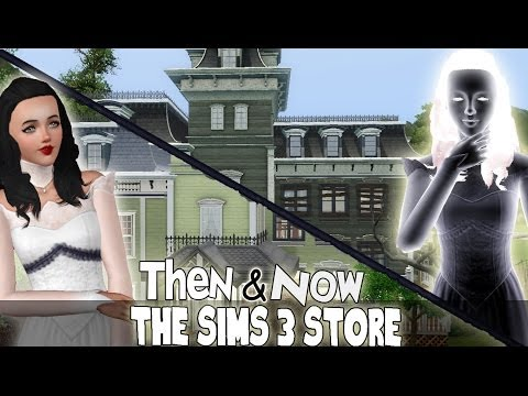 The Sims 3 Store : Then & Now Overview/Review + Giveaway