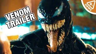How the Venom Trailer Has Upset the Internet! (Nerdist News w/ Amy Vorpahl)