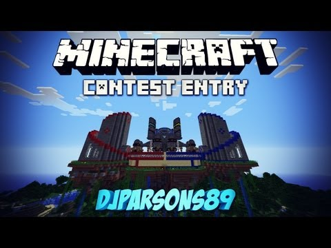 DJParsons89's Creative Server Contest Entry
